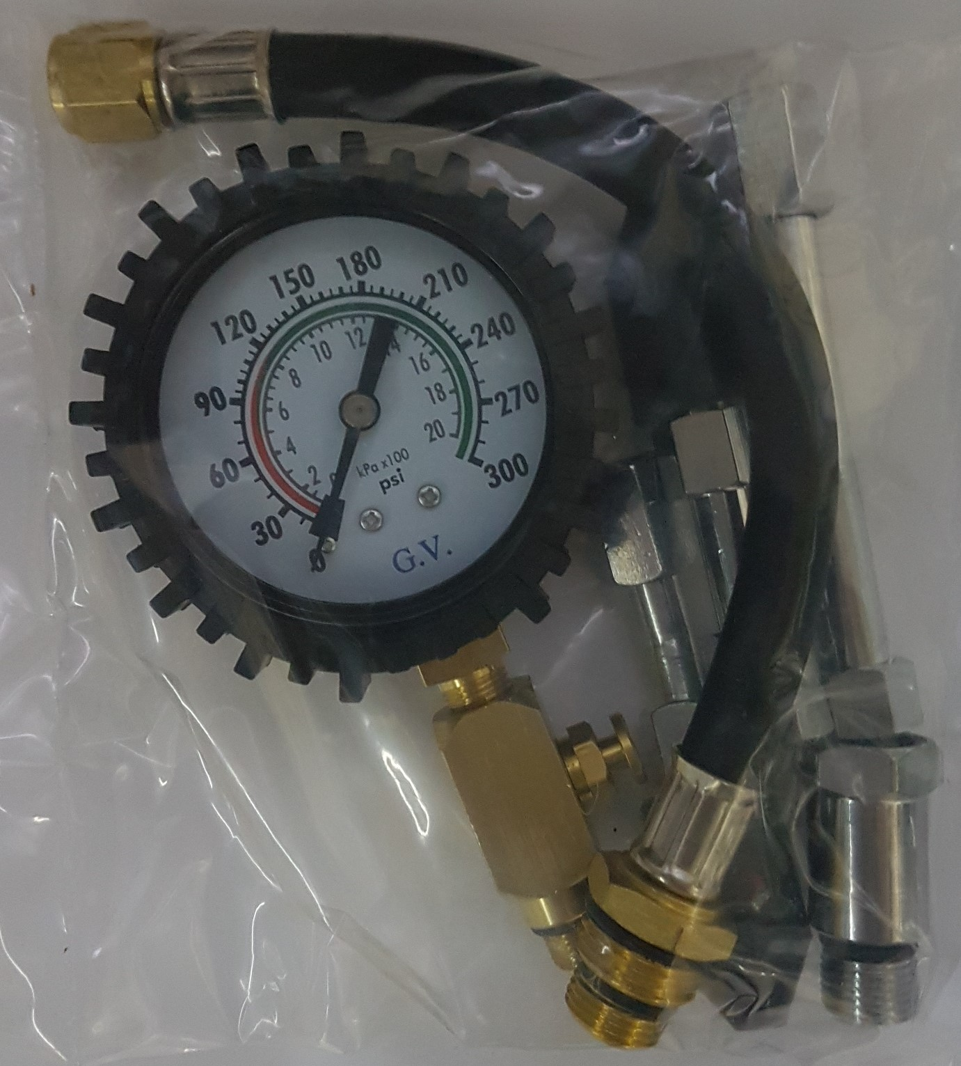 Compresómetro de taller - Línea Automotor
