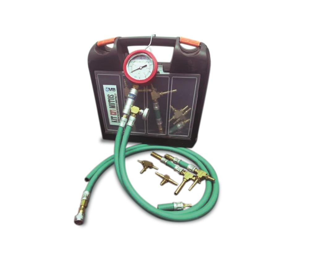 Medidor de presión de combustible motos jet ski - Línea Automotor