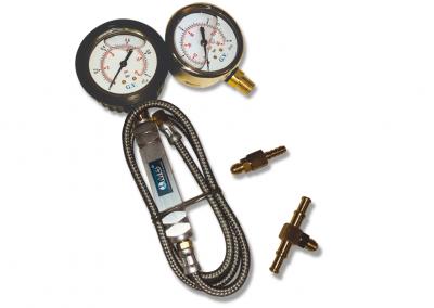 Medidor de presión de turbo