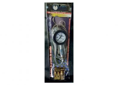 Medidor de presión de combustible de aceite