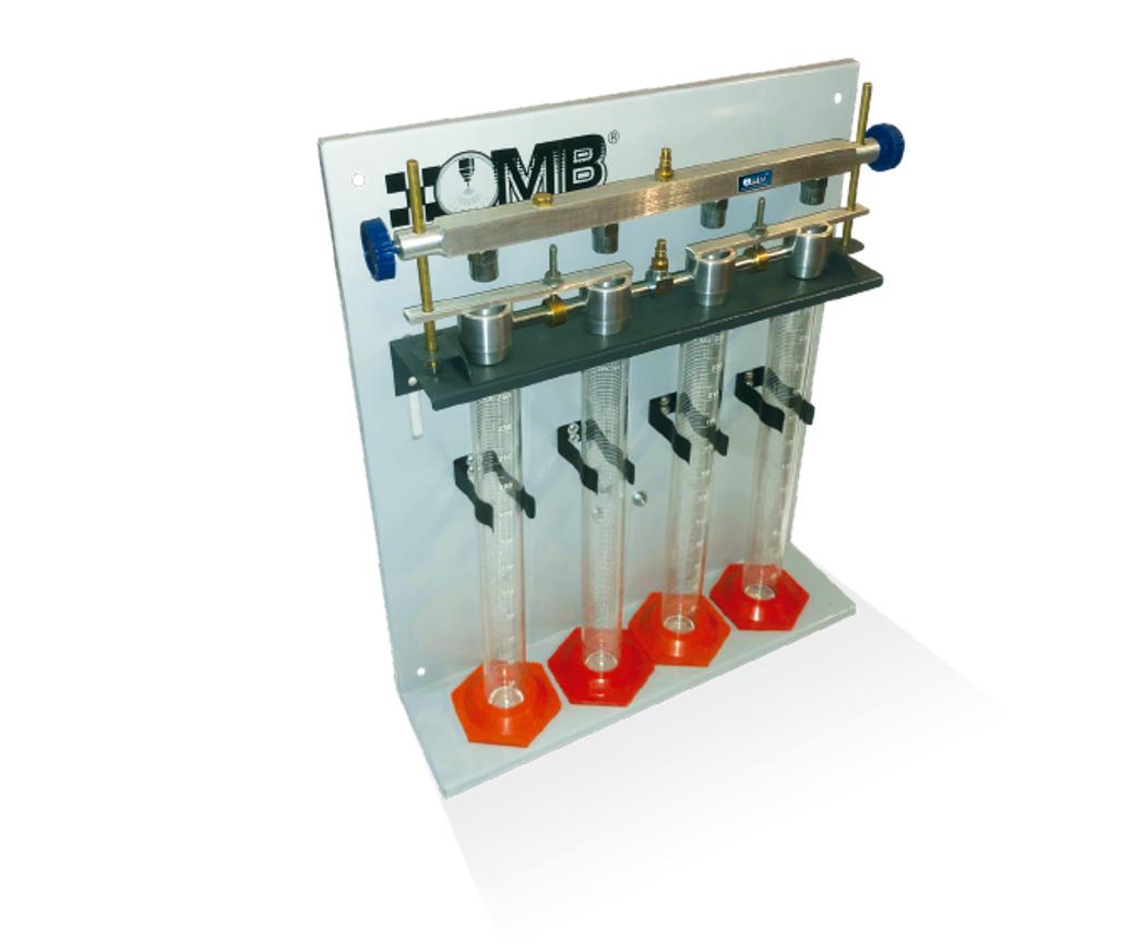 Tablero Probador de inyectores - Automotor