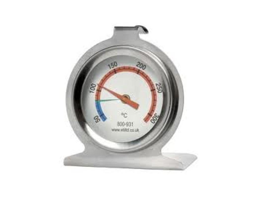 termometro de horno